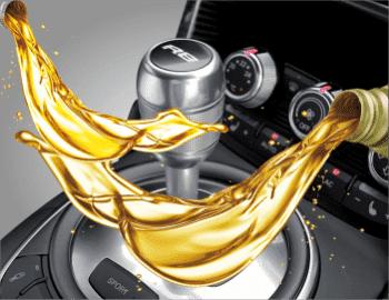 Замена масла в АКПП